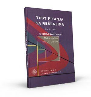 Тест питања са решењима за књигу Микроекономија Хала Р. Варијана